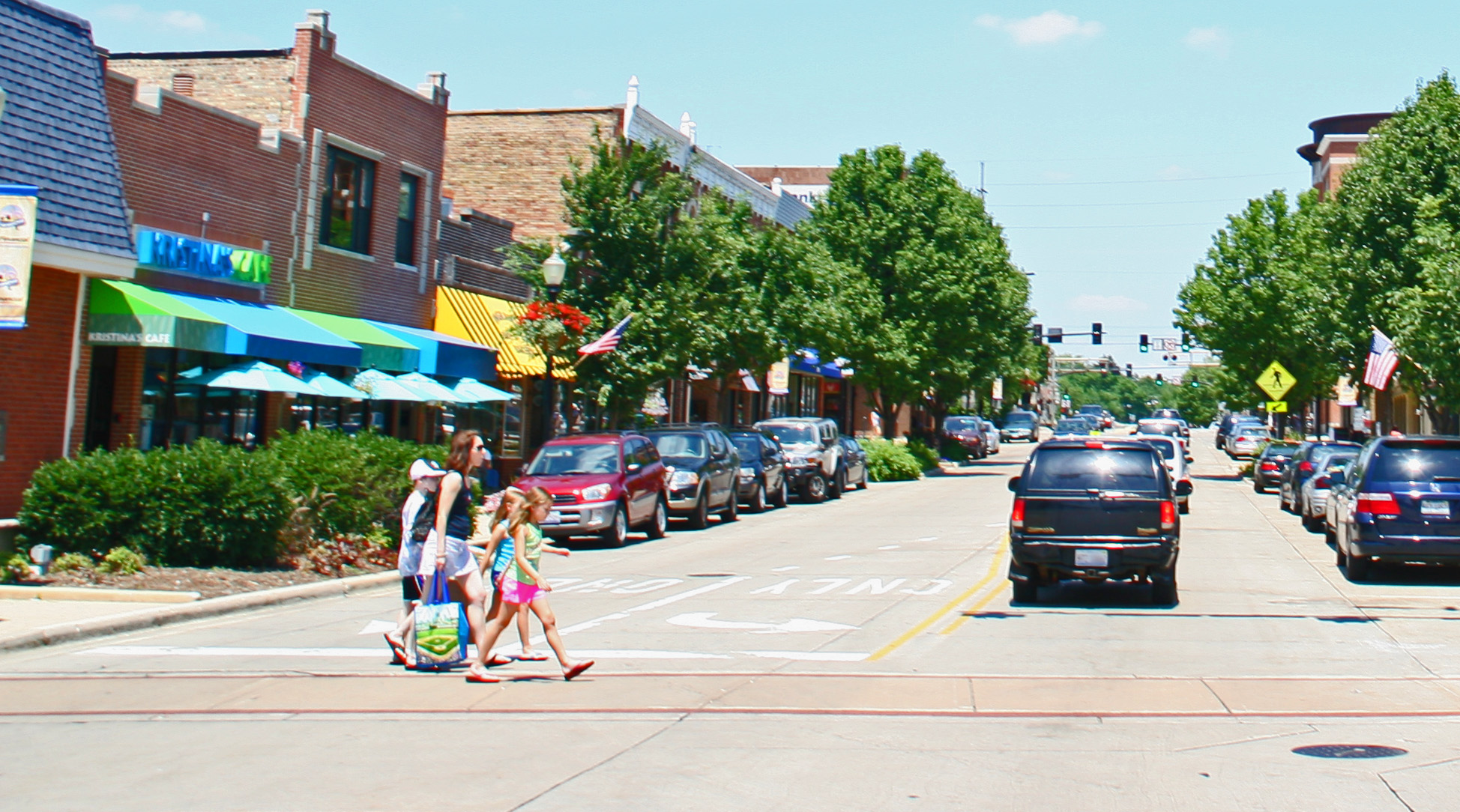 downers grove friendliest small towns