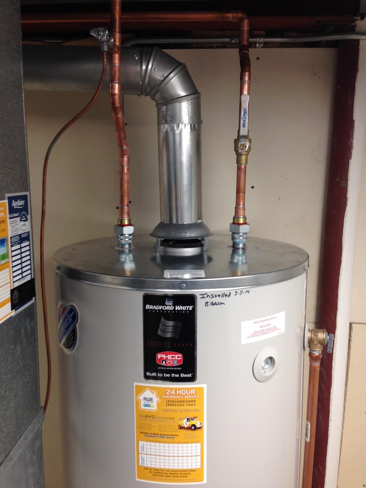 solar water heater installation guide