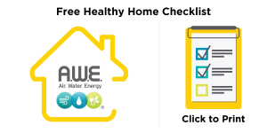 A.W.E. Free Healthy Home Checklist